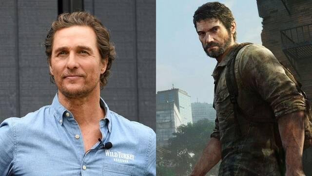 Matthew McConaughey no quiso ser Joel en The Last of Us para HBO