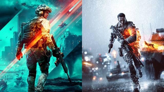 Battlefield 4 aumenta de jugadores por Battlefield 2042