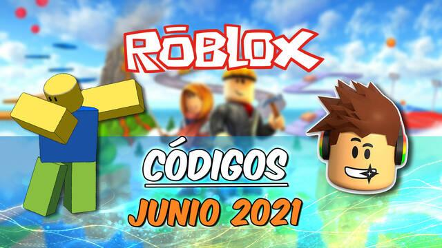 Roblox: Nuevos códigos promocionales de recompensas gratis (Junio 2021)