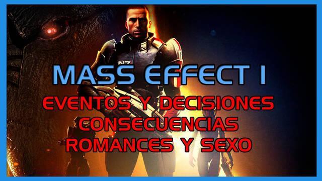 Guía Mass Effect 1 en Legendary Edition