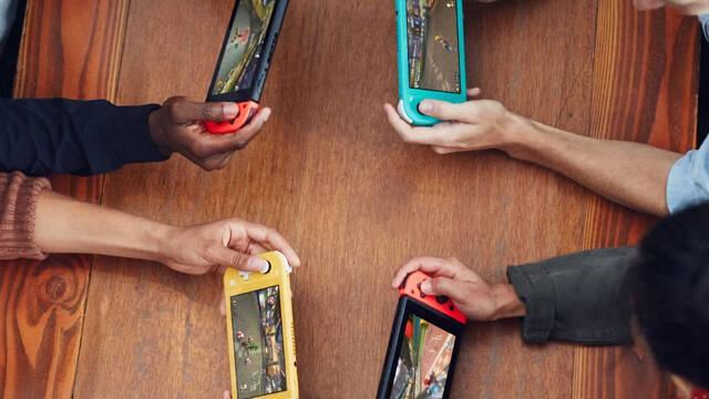 Nintendo Switch 20 millones de unidades Japón