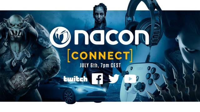 Nacon Connect 2021 se retransmitirá el 6 de julio a las 19:00h (hora española).