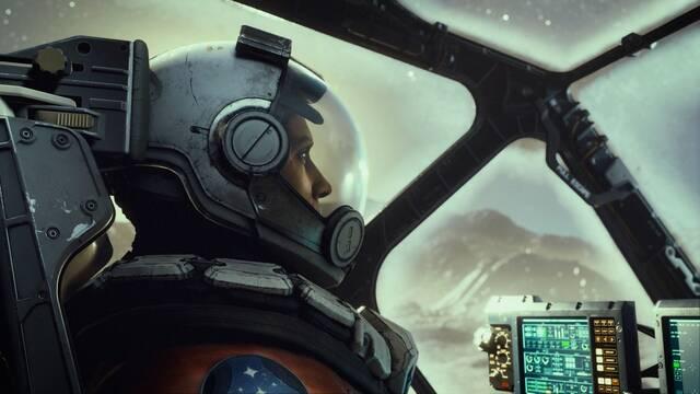 Starfield y su avance hecho con el motor del juego en el E3 2021