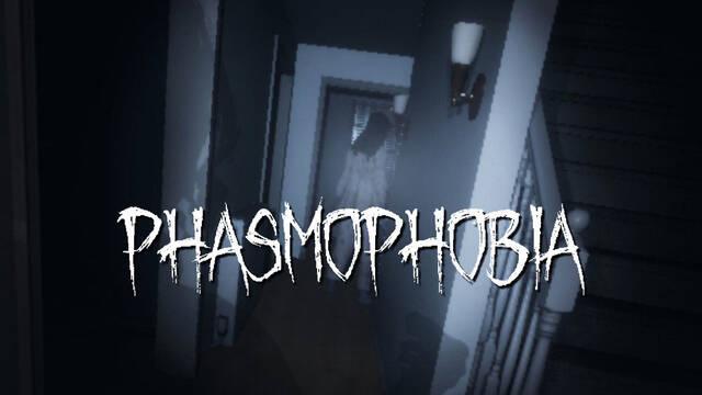 Phasmophobia se actualiza con dos nuevos fantasmas, nuevo mapa y mucho más