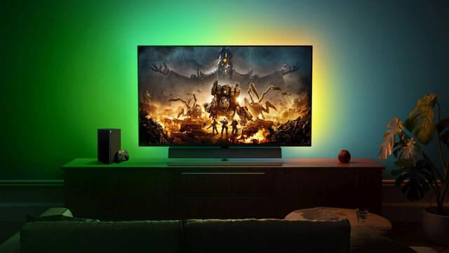 Televisores monitores Designed for Xbox Series X/S