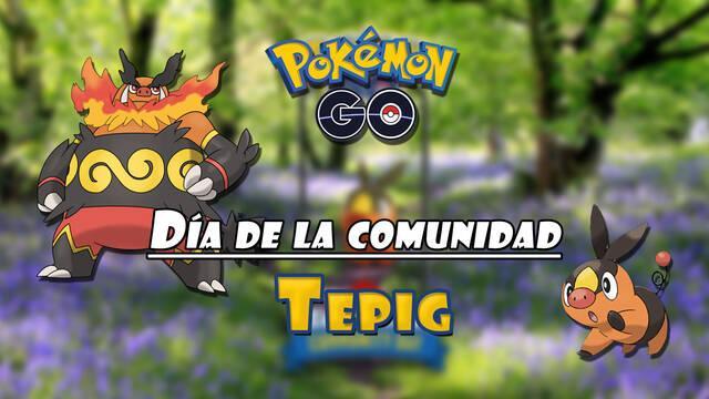 Pokémon GO: Día de la Comunidad de Tepig en julio 2021; fecha y detalles