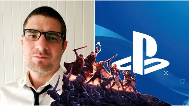Justin E. Bell ficha por PlayStation