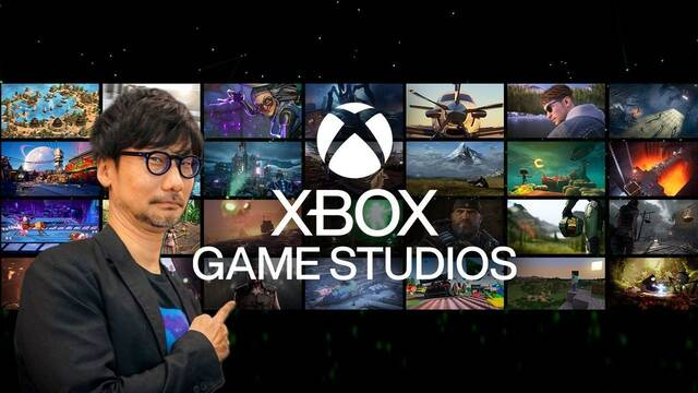 Xbox Game Studios Publishing Kojima juego en la nube