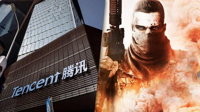 Tencent adquiere una participación mayoritaria en Yager, creadores de Spec Ops: The Line