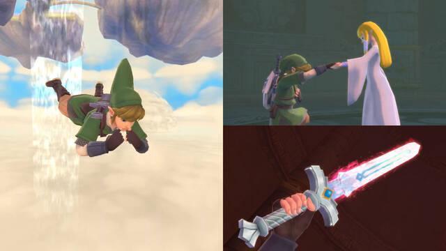 The Legend of Zelda Skyward Sword HD presenta un nuevo tráiler de 5 minutos