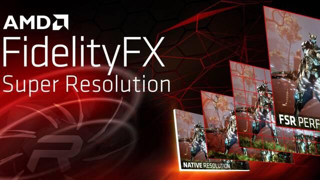 AMD FSR se estrena en siete juegos