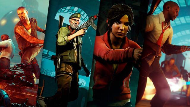 Zombie Army 4: Dead War suma a los héroes de Left 4 Dead con un DLC gratuito