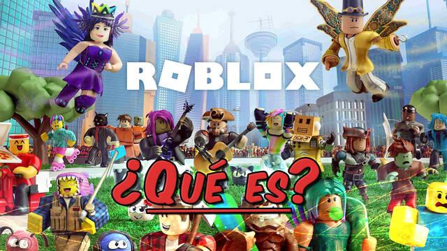 Qué es Roblox: Cómo empezar a jugar, consejos y conceptos básicos