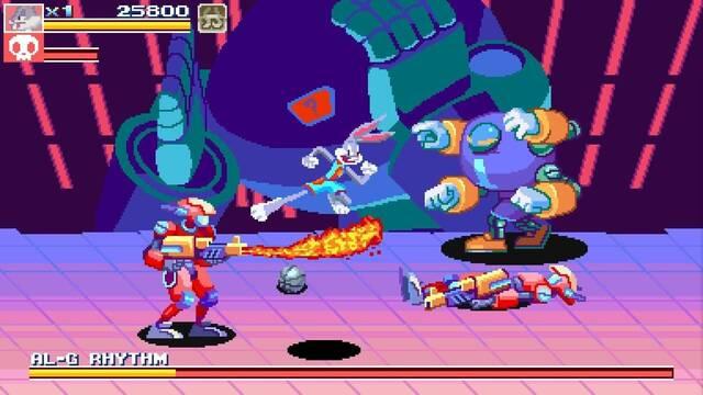 Space Jam: A New Legacy - The Game, un beat'em up que llegará a Xbox Game Pass el 1 de julio.
