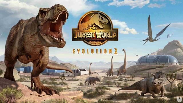 Jurassic World Evolution 2 y sus características