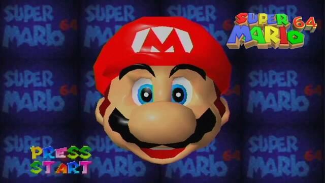 Super Mario 64 y su 25 aniversario