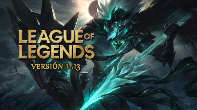 League of Legends v11.13: Ajustes a campeones, nuevos objetos y novedades
