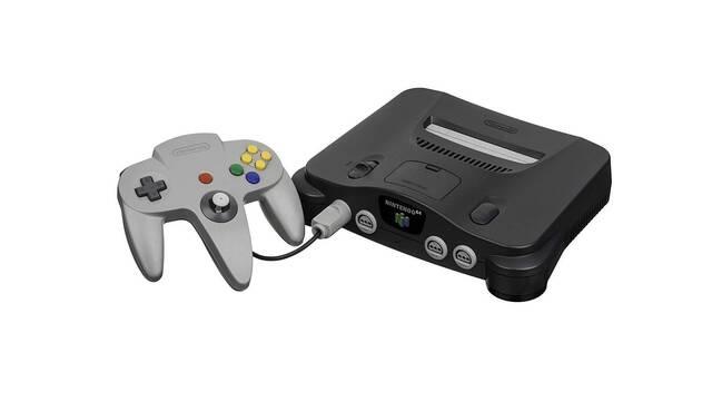 Nintendo 64 y su aniversario
