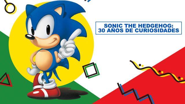 Sonic the Hedgehog: 30 años de curiosidades