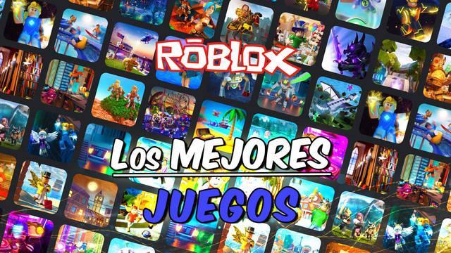 Los MEJORES juegos de Roblox por categorías (2021)