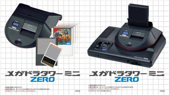 Sega ha anunciado un nuevo accesorio para la Sega Genesis Mini en Japón