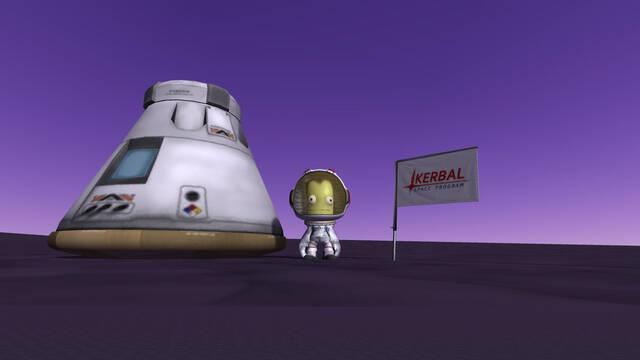 Kerbal Space Program Enhanced Edition despegará hacia PS5 y Xbox Series X/S este otoño.