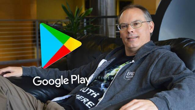 Tim Sweeney, CEO de Epic Games, carga contra Google: 'Es un negocio podrido por dentro'.