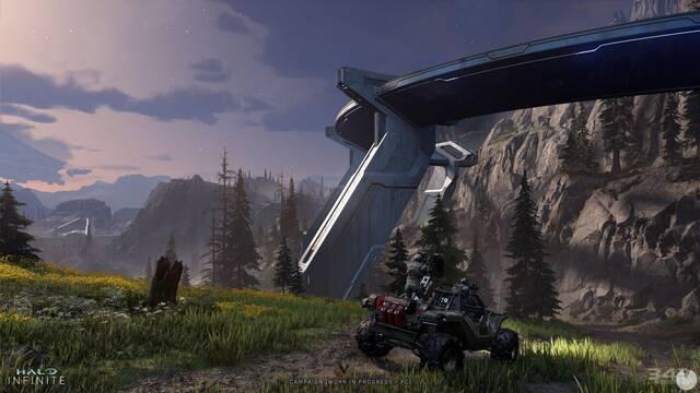 Halo Infinite y su falta de fecha de lanzamiento