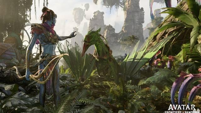 Avatar: Frontiers of Pandora y su motor Snowdrop