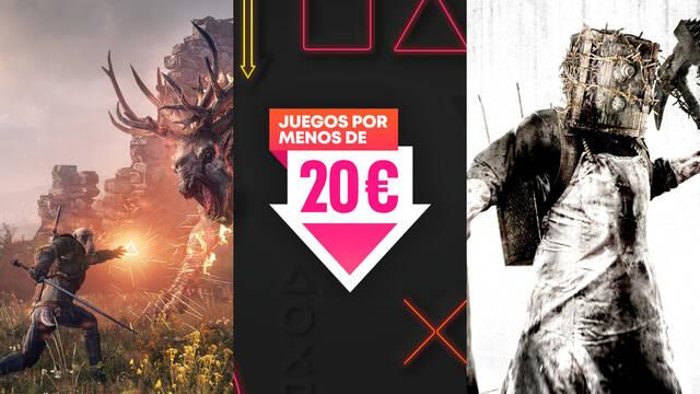 Ofertas PlayStation Store PS4 PS5 menos de 20 euros
