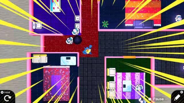 Hotline Miami: un fan recrea un nivel del título en Estudio de videojuegos para Switch