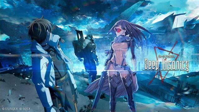 Square Enix anuncia Deep Insanity, un proyecto transmedia con juego, anime y manga.