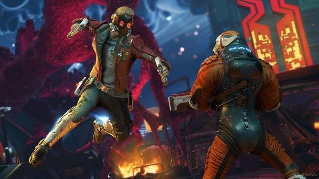 Marvel's Guardians of the Galaxy iba a tener modo multijugador, según su exdirector.