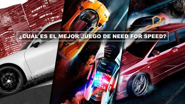¿Cuál es el mejor juego de Need for Speed? - TOP 10