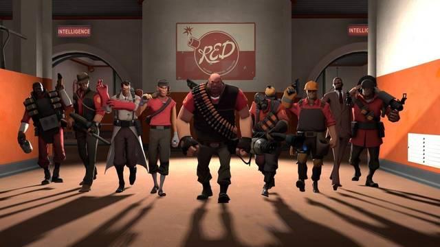 Team Fortress 2 nuevo récord de jugadores concurrentes