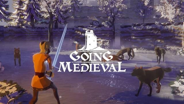Going Medieval y su acceso anticipado