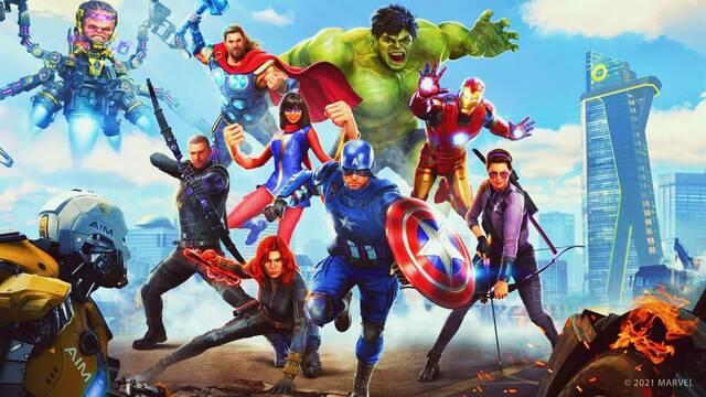 Marvel's Avengers permitirá que varios jugadores elijan al mismo héroe para jugar juntos