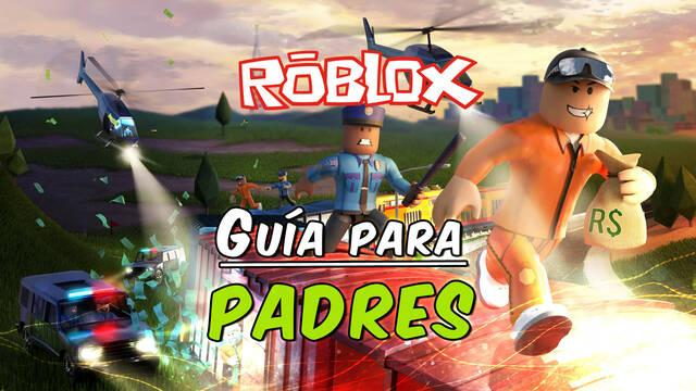 Roblox: Cómo proteger cuentas de niños y menores -Guía para padres