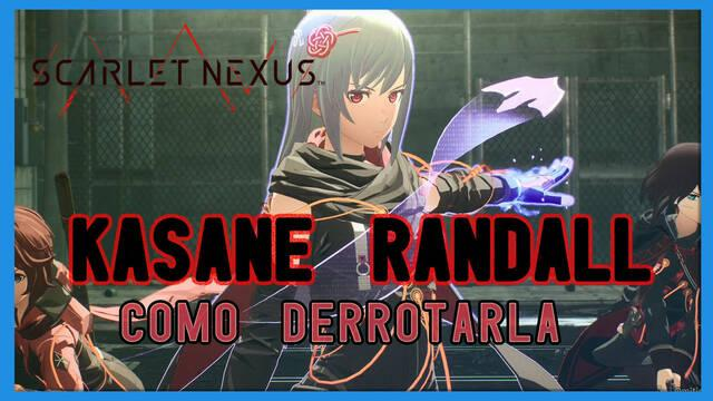 Kasane Randall en Scarlet Nexus: cómo derrotarlo, tips y estrategias