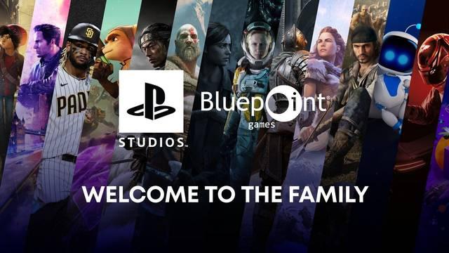 PlayStation Japón publica una imagen sobre la adquisición de Bluepoint