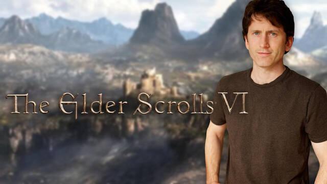 The Elder Scrolls VI sigue en una fase temprana de su desarrollo, según Todd Howard.