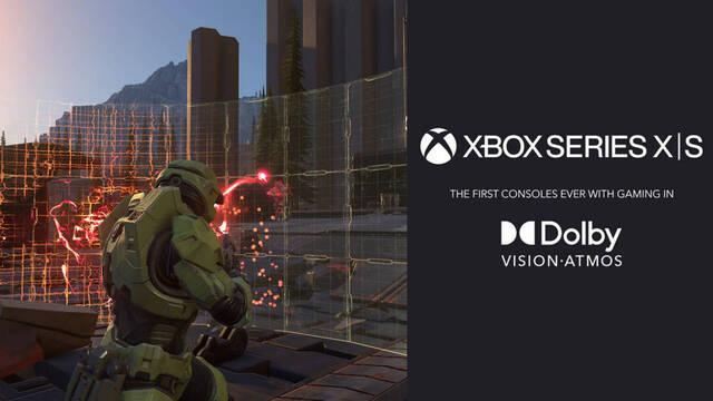 Halo Infinite tendrá Dolby Vision y Atmos en Xbox SEries y PC