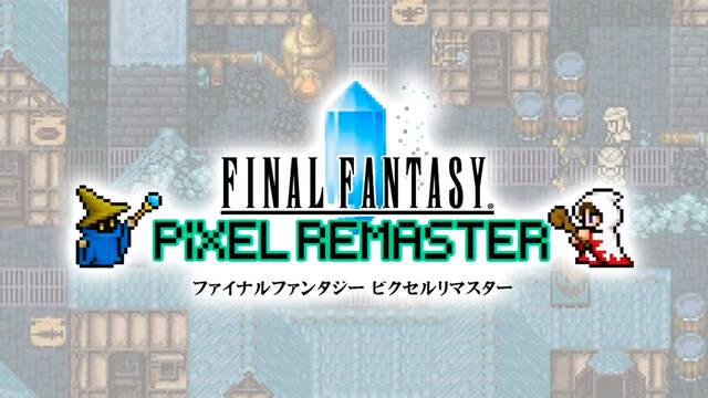Final Fantasy Pixel Remaster sufre review bombing