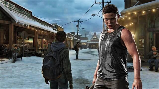 La referencia de Abby en The Last of Us 2