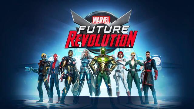 Se abre la preinscripción de Marvel Future Revolution, el RPG de acción para móviles