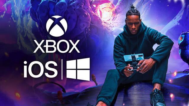 Xbox Cloud Gaming: Cómo jugar en iOS y Windows 10.