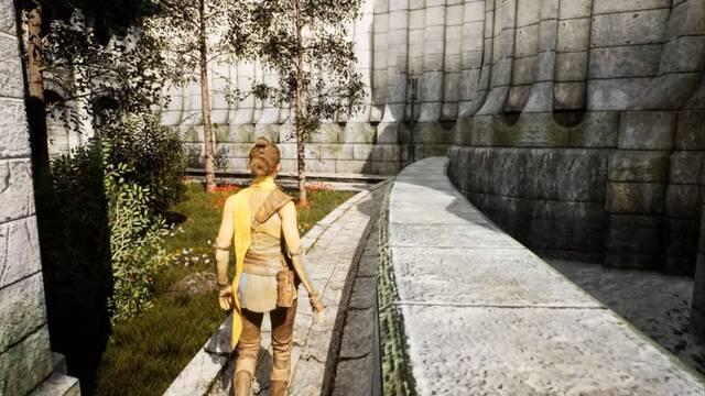 Así de impresionante es The Elder Scrolls IV: Oblivion en Unreal Engine 5.