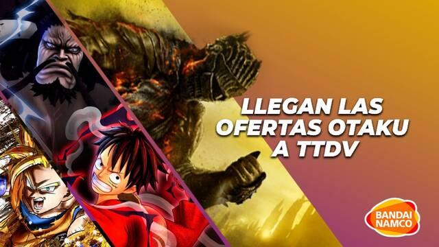 Nuevas ofertas de Bandai Namco en TTDV.