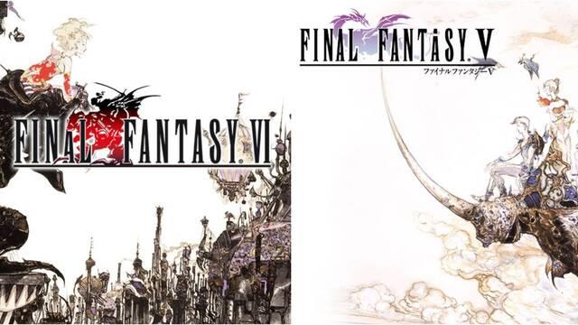Final Fantasy 5 y 6 se retiran de Steam a finales de