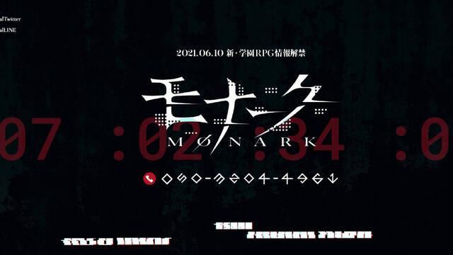 Monark, una página web que adelanta un misterioso juego